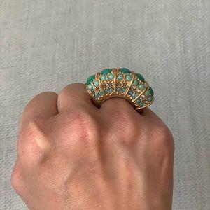 Lia Sophia Statement Ring